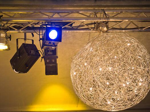 draad lamp kleine lichtjes sfeervol