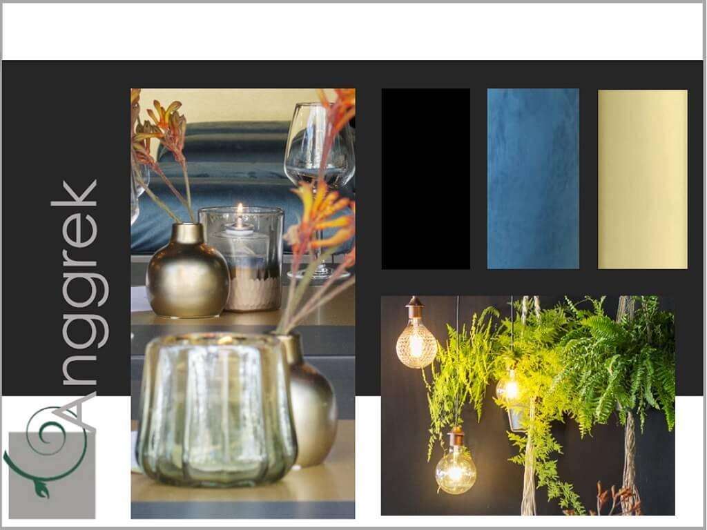 kleuren materialen voor een stijlvol interieur
